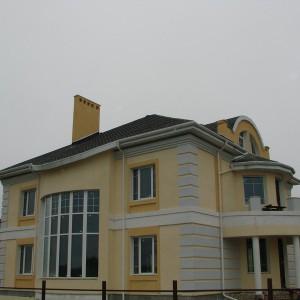 Коттедж из кирпича 480 кв. м. в Череповце