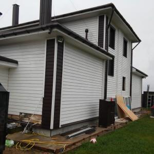 Cтроительство дома из профилированного бруса